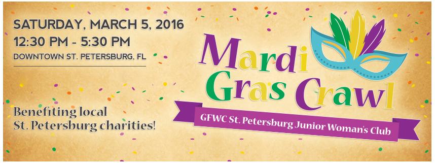 Mardi Gras 2016 St Peterburg